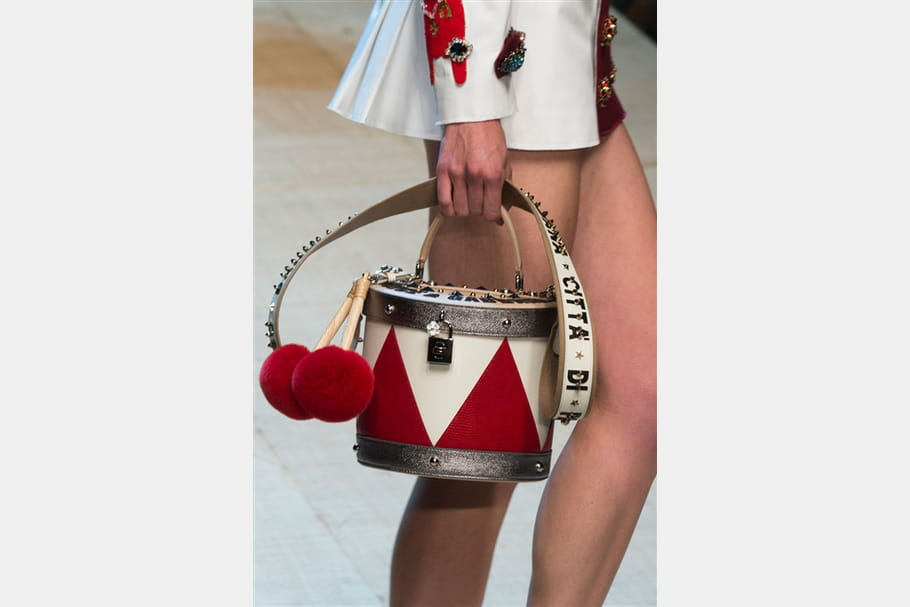Dolce & Gabbana (Close Up) - Printemps-été 2017