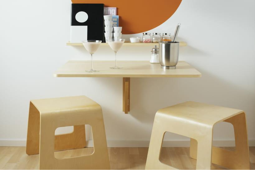 10 Tables Astucieuses Pour Les Petits Espaces