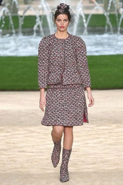 Chanel - Printemps-été 2018
