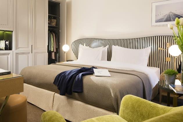 Des chambres qui invitent à la détente