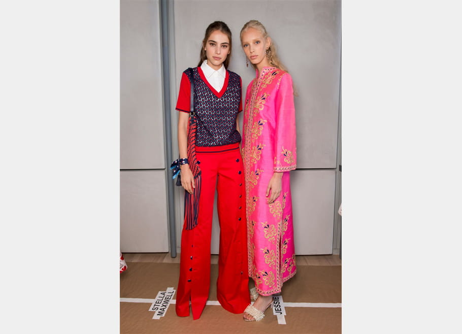 Tory Burch (Backstage) - photo 31