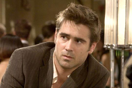 Colin Farrell, bad boy