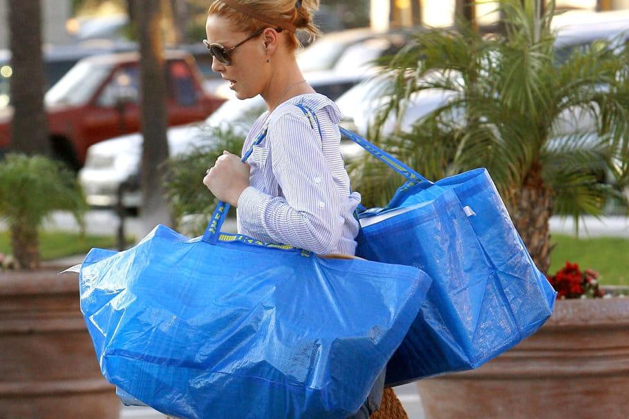 Frakta, de sac fourre-tout Ikea à it bag