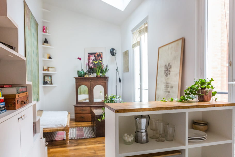 Comment am nager un studio for Amenager une petite chambre parentale