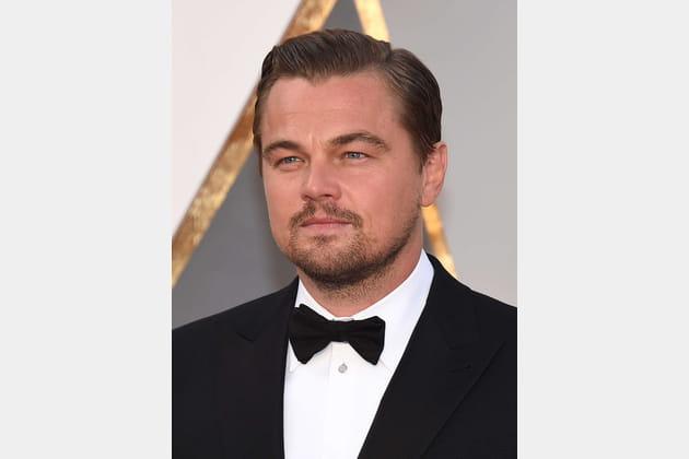 Leonardo DiCaprio avec une barbe