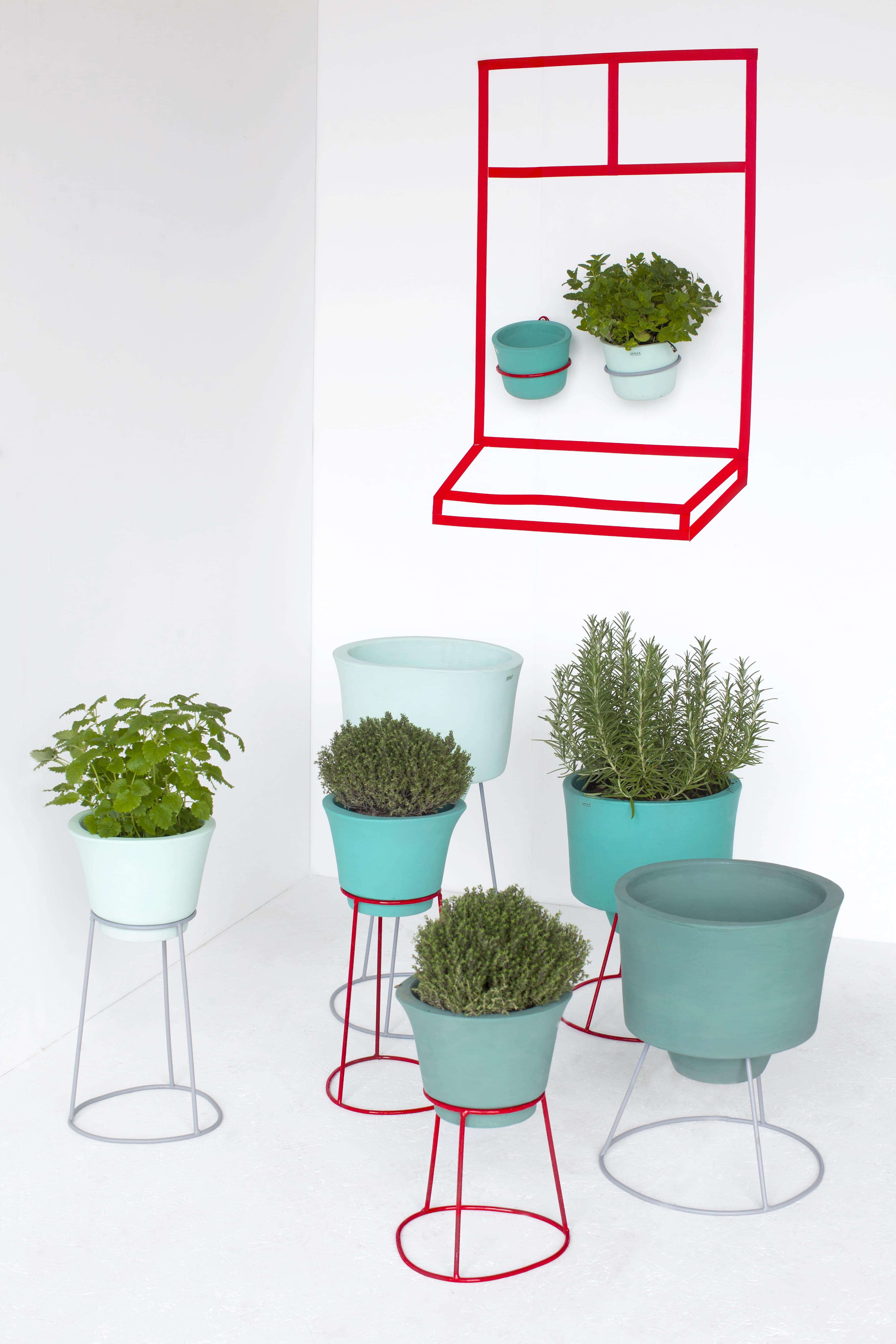 cache pot flamingo de serax. Black Bedroom Furniture Sets. Home Design Ideas