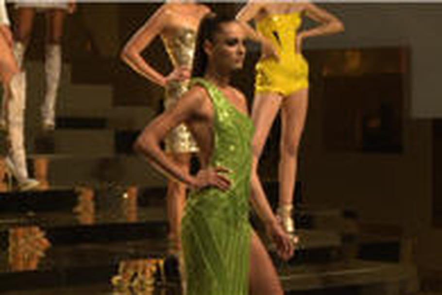 Haute couture printemps-été 2012: des défilés colorés et vitaminés