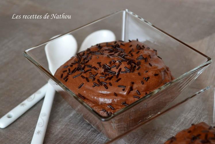 Mousse au chocolat de Gégé