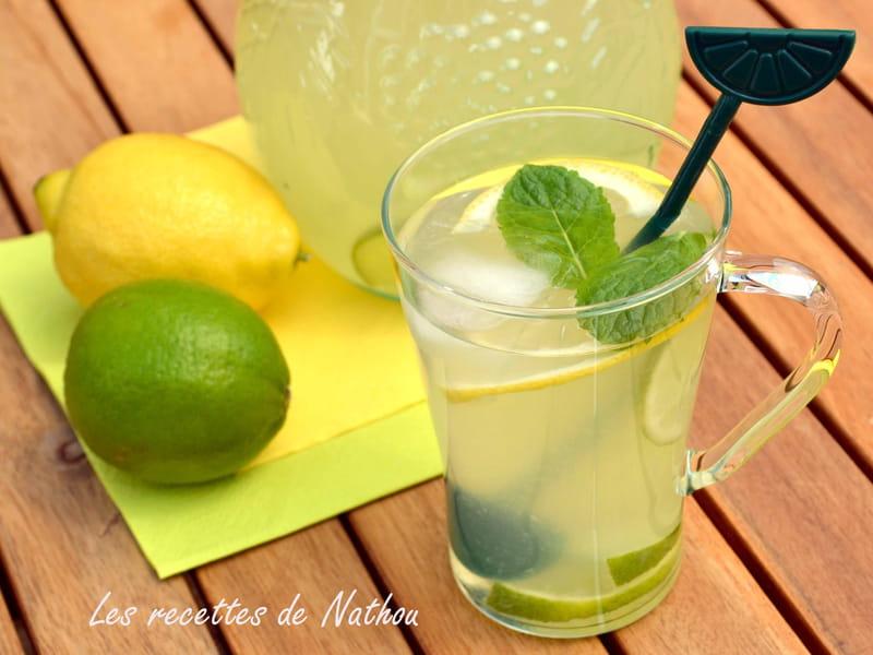jus de citron recette