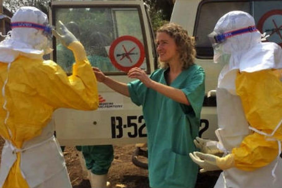 Les femmes en première ligne contre Ebola