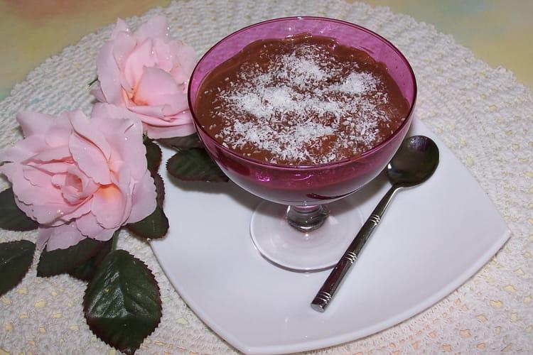 Mousse au chocolat originale