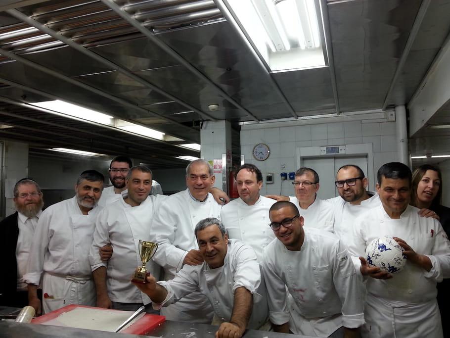 La brigade en cuisine