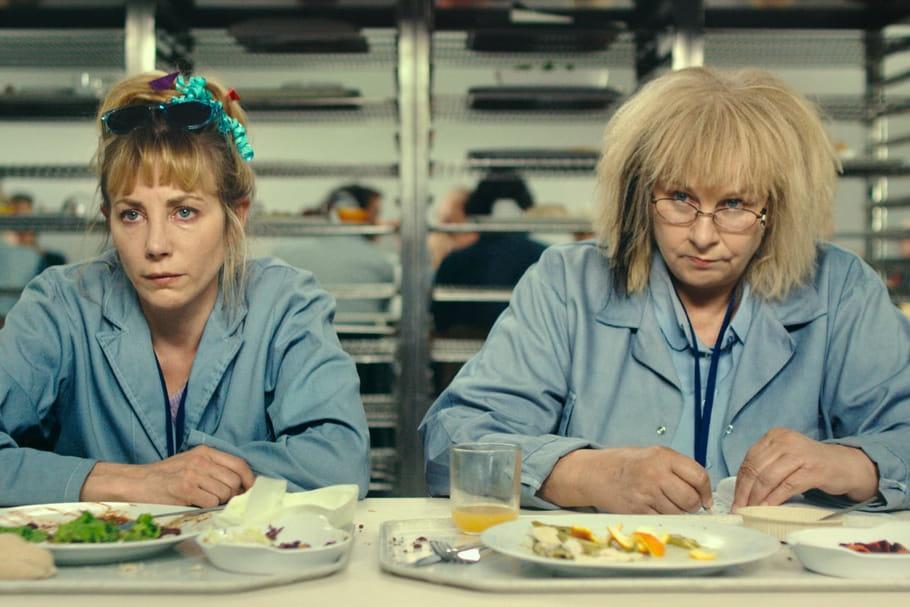 Julie Depardieu et Yolande Moreau, loseuses magnifiques