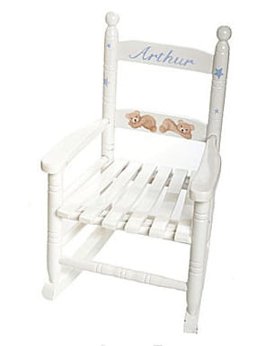 rocking-chair 'arthur' de nanelle créations