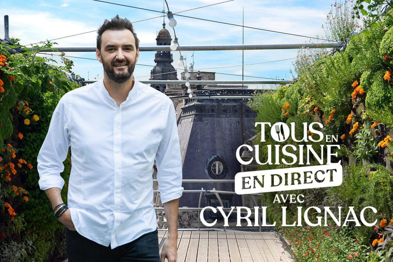 Tous en cuisine: Cyril Lignac en pause, pas de nouvelle date de diffusion