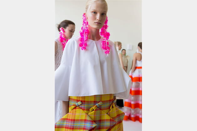 Delpozo (Backstage) - photo 24