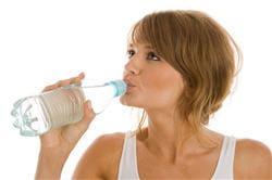 toutes les eaux en bouteilles n'ont pas la même teneur en fluor.