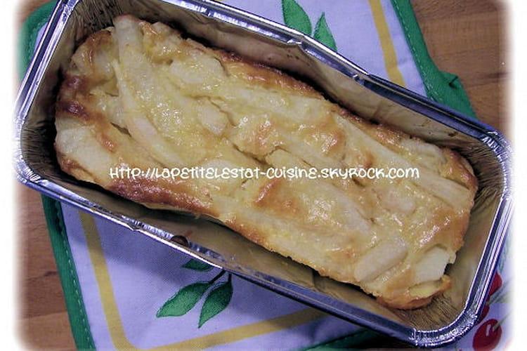 Clafoutis aux pommes inratable