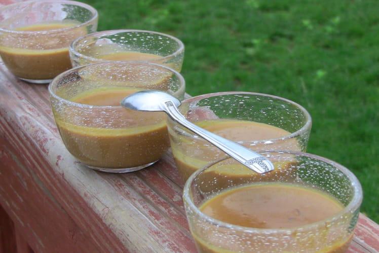 Crème caramel simplissime
