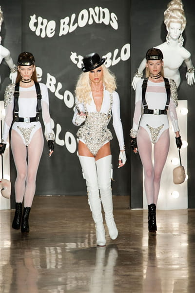 The Blonds - Automne-Hiver 2015-2016