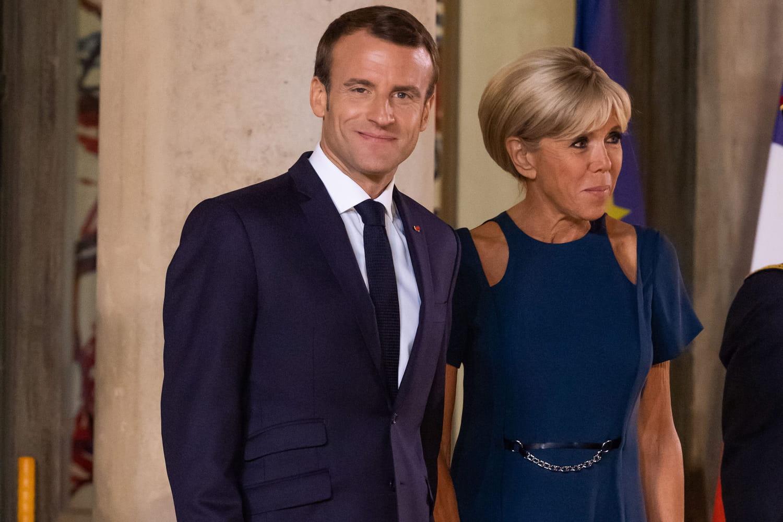Les Macron: Resto, Bamboche et folle soirée déconfinée