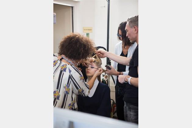 Vanessa Seward (Backstage) - photo 6