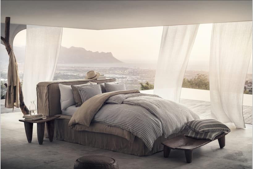 Du linge de lit en lin pour des nuits pleines de douceur