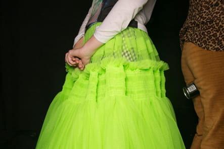 Molly Goddard (Backstage) - photo 20