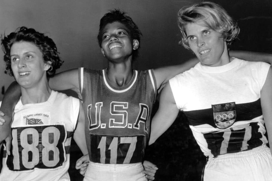 Athlétisme : Wilma Rudolph