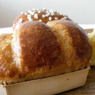 la 'vraie' brioche du boulanger