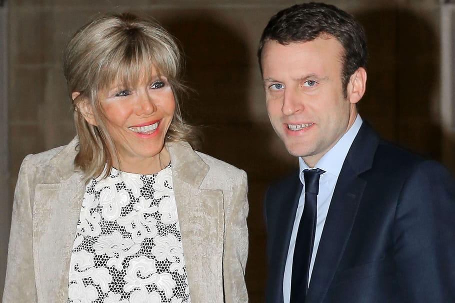 Emmanuel et Brigitte Macron: révélations sur leur histoire
