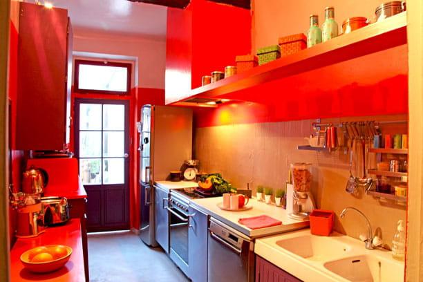 Une cuisine gourmande et pratique