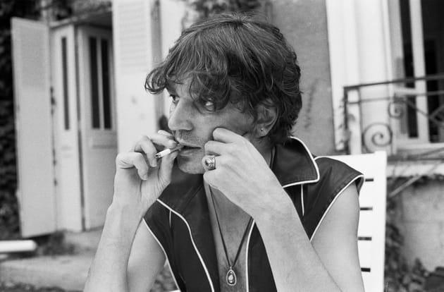 Chez lui à Vincennes, en 1980