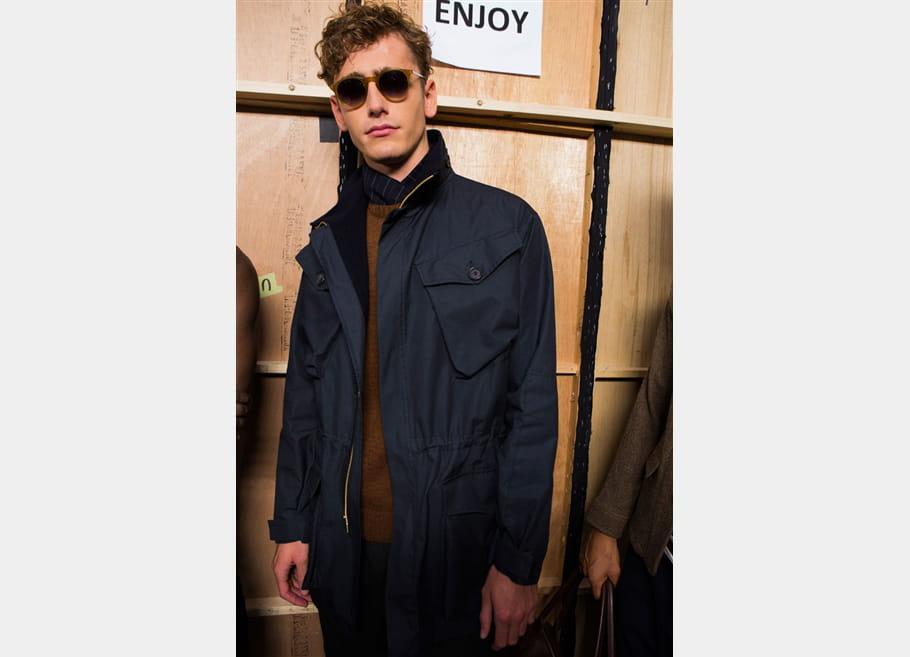 Oliver Spencer (Backstage) - photo 25