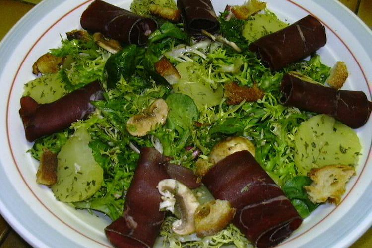 Salade bel viandier