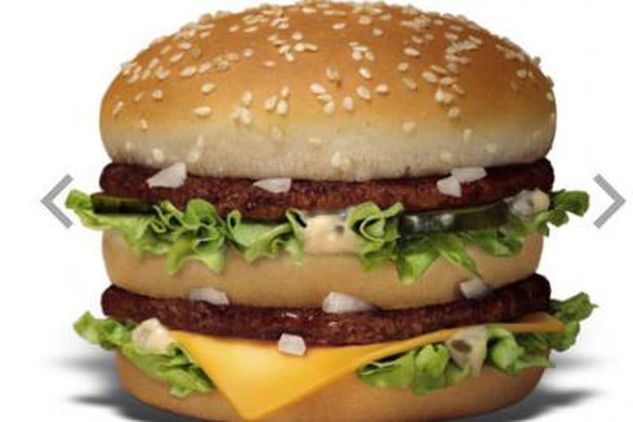 La recette du Big Mac dévoilée par McDonald's