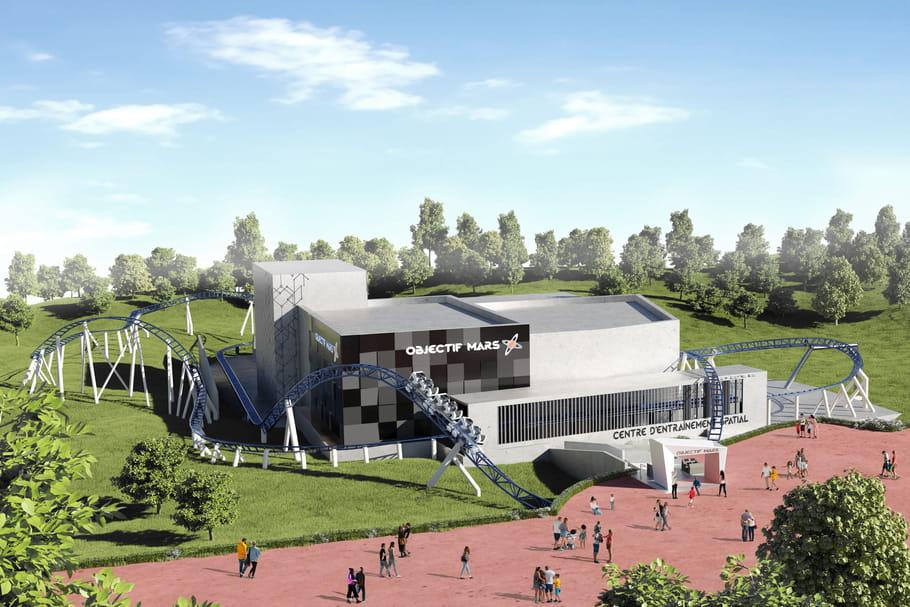 Le Parc du Futuroscope: les nouveautés 2020