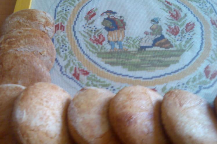 Traou Mad ou macarons bretons