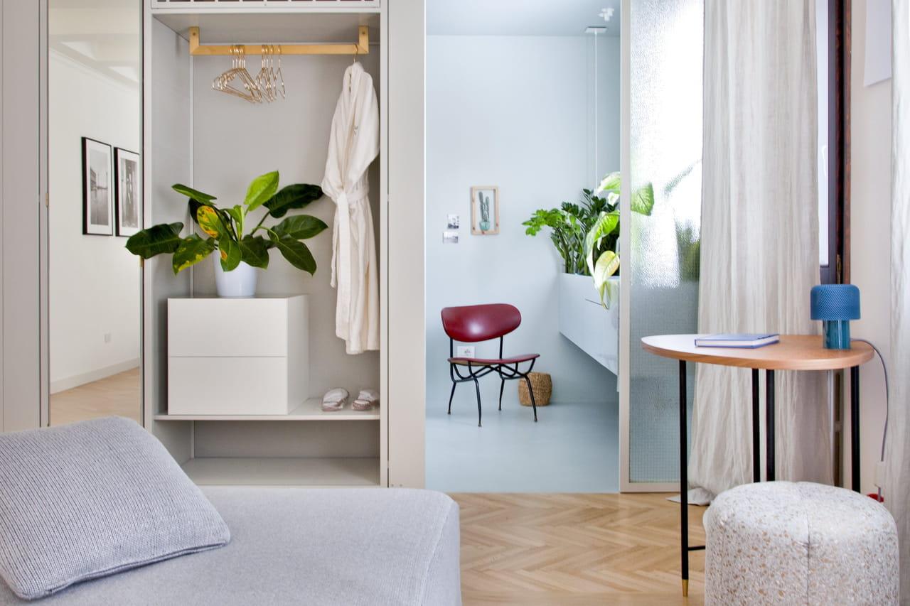 Comment ouvrir sa salle de bains sur la chambre ?