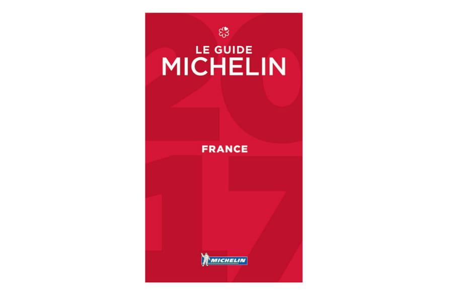 Guide Michelin 2017: palmarès