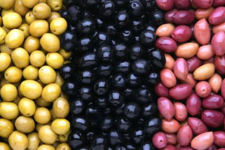 Les olives d'Espagne rafraîchissent la capitale