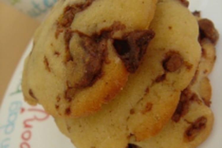 Cookies aux chocolats