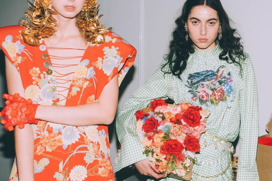 Moscow émules: à la rencontre de la bouillonnante mode russe