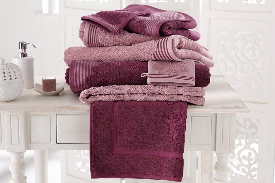 Tradition des Vosges recycle vos serviettes de bain