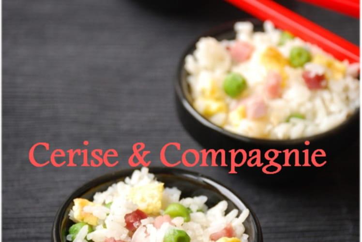 Riz cantonais gourmand