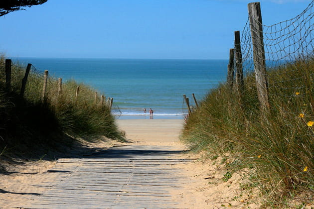 Ré, côté plage