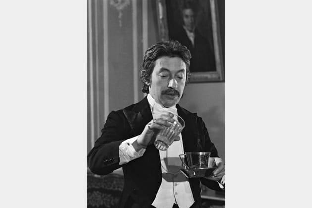 Serge Gainsbourg le magicien...