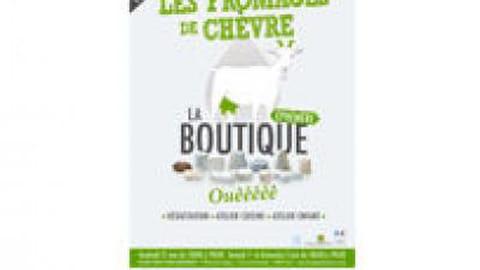 Paris : dégustation gratuite de fromages de chèvre