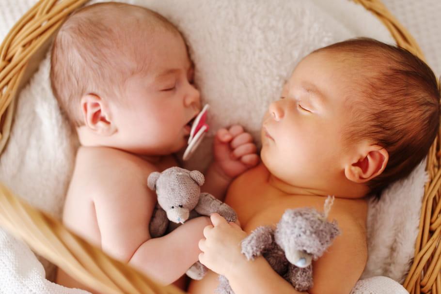 De plus en plus de jumeaux dans le monde, et en France?