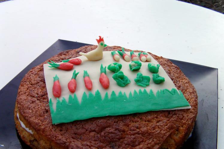 Carrot cake so british